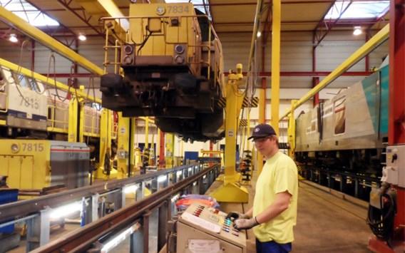 Spoorwegen en VDAB starten nieuwe opleiding mecanicien-monteur