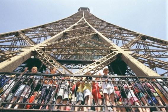 Eiffeltoren dicht wegens staking