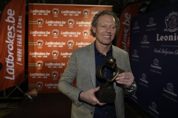 Preud'homme wint Trofee Raymond Goethals