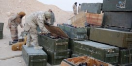 'Syrische regime ontvluchtte Palmyra zeer snel en liet materiaal aan IS'