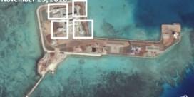 China installeert nieuwe wapens in Zuid-Chinese Zee