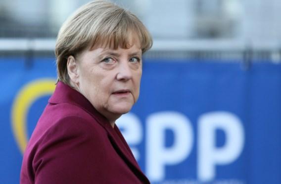 Merkel krijgt eredoctoraat aan UGent en KU Leuven