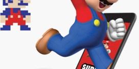 Verovert Mario uw smartphone?