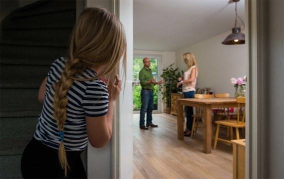 'Helft van kinderen die zich echtscheiding herinneren, spreekt over vechtscheiding'