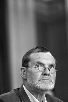 Medegrondlegger N-VA overleden