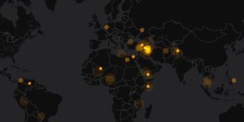 Dit zijn alle aanslagen van 2016