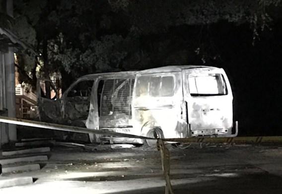 Busje ontploft aan lobbykantoor van Christenen in Australië