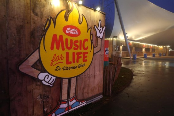 'Originele wafelenbak voor Music for Life levert twee punten op'