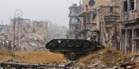 Tientallen bussen om laatste rebellen uit Aleppo te halen
