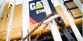 Caterpillar stuurt 55-plussers met brugpensioen