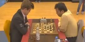 Carlsen en Karjakin starten aarzelend op WK rapidschaak