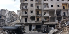 Russen vinden massagraf met gemartelde lichamen in Aleppo