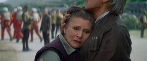 Wat betekent de dood van Prinses Leia voor het 'Star Wars'-universum?