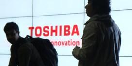 Toshiba verliest miljarden in VS