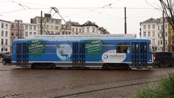 Tram rijdt maand gratis: 'Je krijgt er hoofdpijn van'
