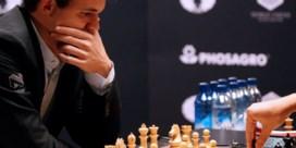 Magnus Carlsen pakt nipt naast wereldtitel rapidschaak