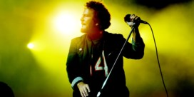 Pearl Jam opnieuw bovenaan 'De Tijdloze'