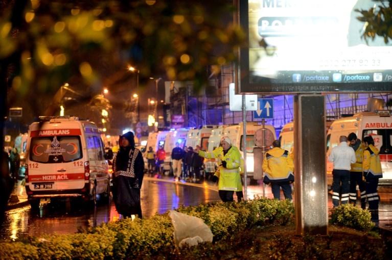 GETUIGENIS. 'Mensen vertrappelden elkaar om weg te geraken'
