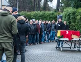 Belgisch slachtoffer aanslag Istanbul begraven: 'Onwezenlijk'