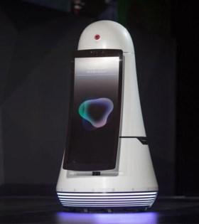 Robots en pratende ijskasten op CES-beurs in Las Vegas