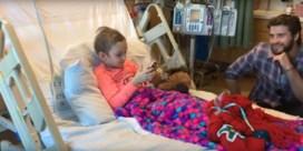 8-jarige kankerpatiënte verrast Miley Cyrus met lied