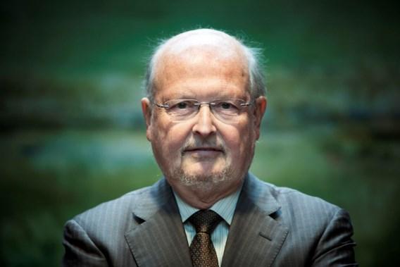 Ex-gouverneur Nationale Bank Luc Coene overleden