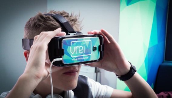 Eerste virtual reality-bar in Wenen