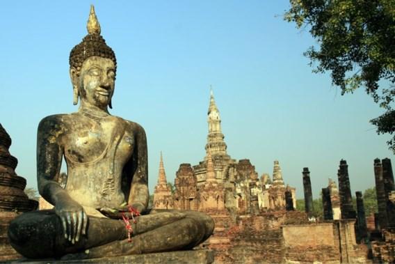 Op dieet met Boeddha
