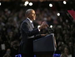 Optimistische Obama: 'Mijn geloof in de mensheid is hersteld'