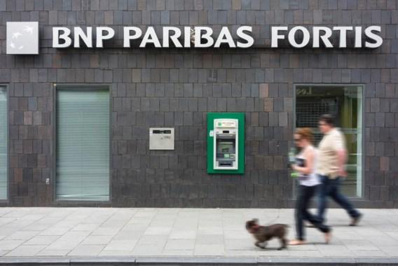 Princiepsakkoord over loonplafond met 'punten' bij BNPP Fortis
