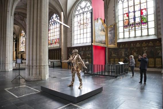 Antwerpse kathedraal lokt zes keer meer bezoekers