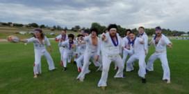 Rock-'n'-Rugby met Elvis