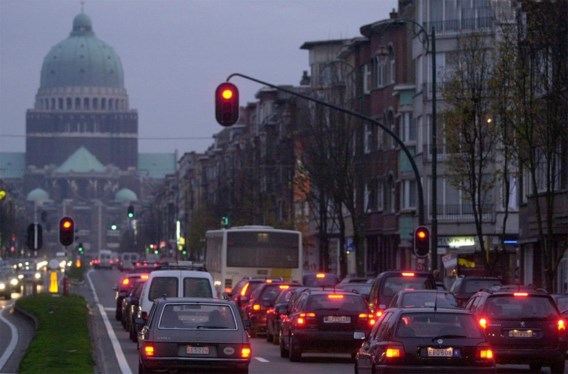 Binnenkort niet meer onnodig voor het rood in Brussel