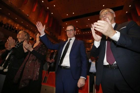 Beke: '2017 mag geen jaar van slopende zaken worden'