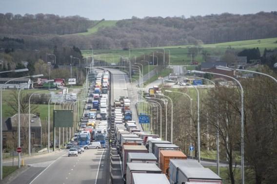 Kilometerheffing maakt transport stuk duurder