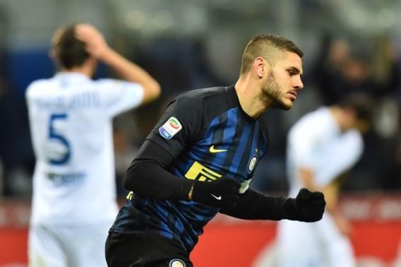 Bastien geeft met Chievo voorsprong uit handen tegen Inter en verliest