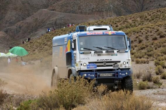 Nikolaev wint Dakar bij trucks, titelverdediger De Rooy wordt derde