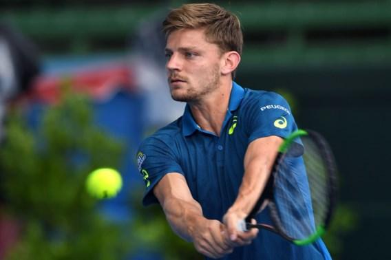 David Goffin treft Amerikaan Reilly Opelka in eerste ronde Australian Open