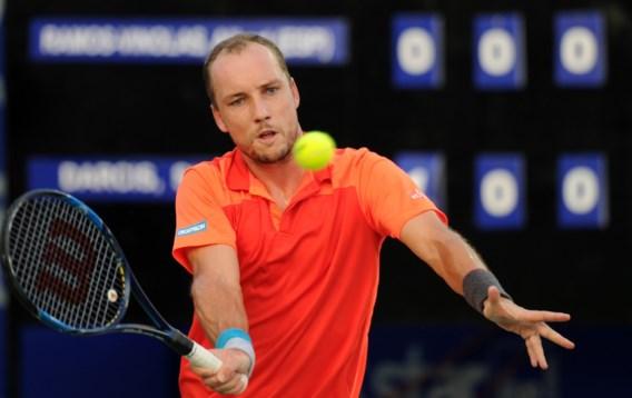 Steve Darcis komt maandag in actie op Australian Open