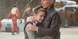 Geen Carrie Fisher? Geen prinses Leia meer