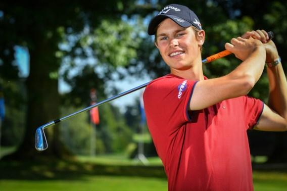 Thomas Detry plaatst zich voor finaleronden South African Open golf