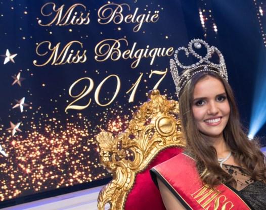 Dit is de nieuwe Miss België