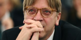 Verhofstadt strikes again