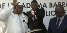 Gambia heeft (even?) twee presidenten