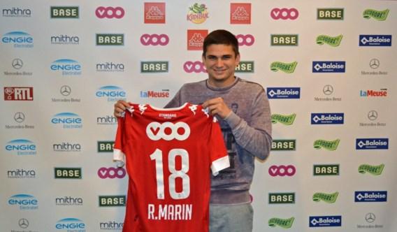 Standard rondt komst van Roemeens international Razvan Marin af