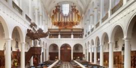 Designklassiekers in barokkerk