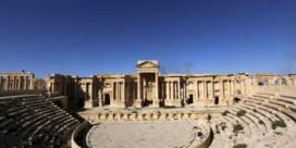 IS vernielt opnieuw erfgoed in Palmyra