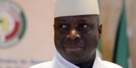 Militaire operaties in Gambia opgeschort om laatste overleg kans te geven