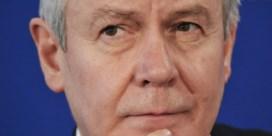 De Gucht pingpongt met fiscus voor rechtbank