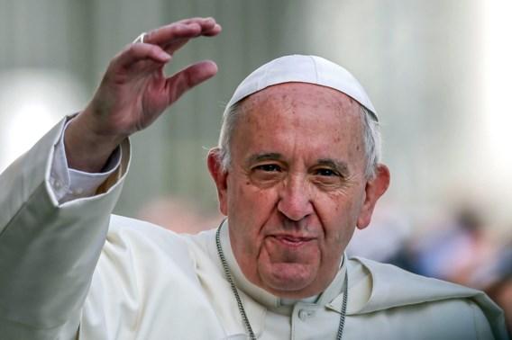 Paus waarschuwt voor populisme: 'Hitler werd ook verkozen door zijn volk en heeft dat vernietigd'